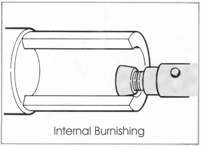 RBT Multi Surface Use Roller Burnishing Tools Внутренний Burnning