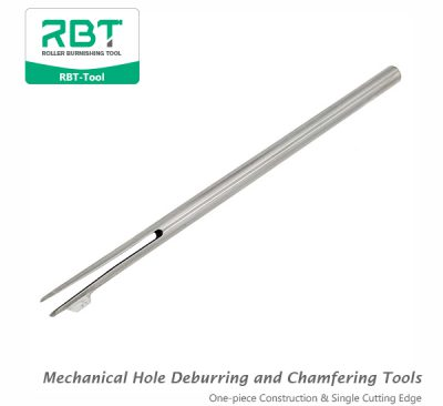 We are deburring tool manufacturer. Mechanical Hole Deburring and Chamfering Tools (One-piece Construction & Single Cutting Edge)